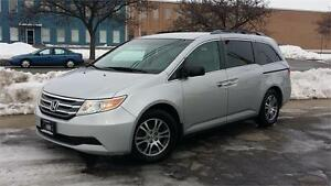 2012 Honda Odyssey EX 8 SEATER POWER DOORS SAFETY ETESTED
