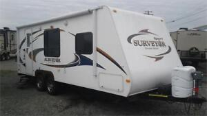 2012 SURVEYOR SPORT 230 TRAVEL TRAILER