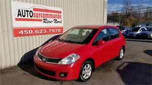 2008 Nissan Versa 1.8 S -- GARANTIE 1 AN/ 15 000 KMS --