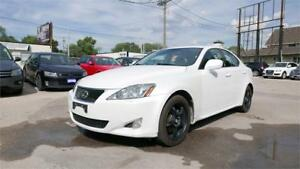 2007 Lexus IS 250 AWD//Accident Free//Clean title//1 Year Warran