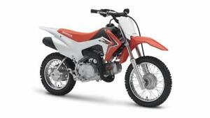 2018 Honda CRF110 -  Save $400 !! only $2299.00