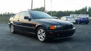 BMW 323Ci 2000 **Automatique / Toit ouvrant / Très propre**
