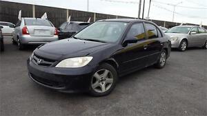 Honda Civic Si 2004 Manuelle 4 Portes 1650$