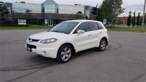 2007 Acura RDX | One Owner | Accident Free | AWD | Ontario Car