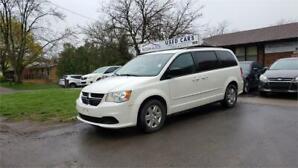 2013 Dodge Grand Caravan, Stow & Go