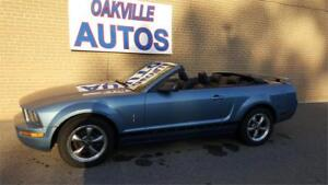 2006 Ford Mustang CONVERTIBLE V6 AUTO. SAFETY  & WARRANTY INCL