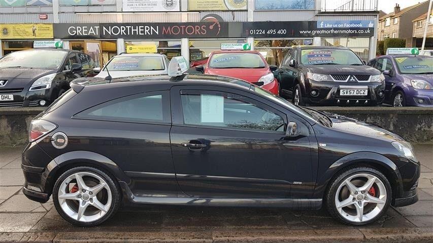 Vauxhall Astra 1 6turbo Sri Exterior Pack In Aberdeen Gumtree