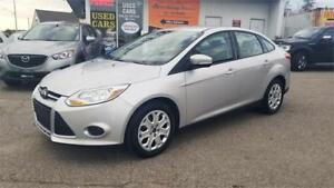 2013 Ford Focus SE - Heated Seats, Bluetooth, Safety Certified