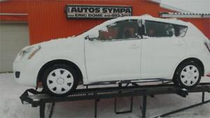 Toyota Matrix (Pontiac Vibe) 2009