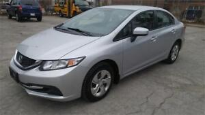 2015 Honda Civic Sedan LX***10,490+HST***SPECIAL SALE***