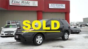 2014 Ford Explorer XLT 4WD **SOLD**