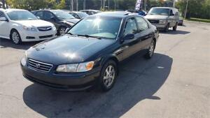 2000 Toyota Camry LE fully loaded leather sunroof