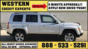 2013 Jeep Patriot North Edition ~ PERFECT for CANADA ~ $273 mo.