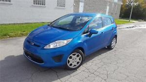 2012 FORD FIESTA SE HATCHBACK KM:66,000 PRICE:$7,990 AUTOMATIC C