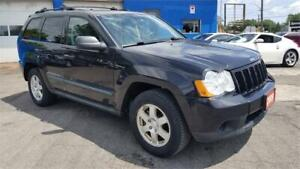 2009 Jeep Grand Cherokee Laredo - $10,450