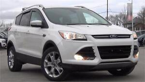 2014 Ford Escape Titanium 4WD|Navigation|Leather|Remote Start
