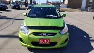 2013 HYUNDAI ACCENT HB..NICEST IN TOWN !!!