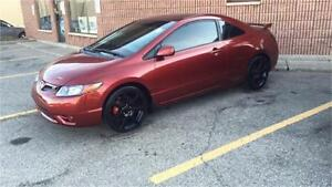 Rare 2006 Honda Civic Si Sedan Fully Certified and E-Tested Cambridge Kitchener Area image 2