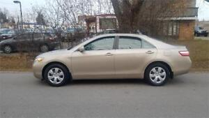 2009 Toyota Camry LE P.group,Sharp,LOW KM ,Certified  $7975
