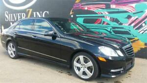 2013 Mercedes-Benz E350 4matic AWD*Clean Carproof*Navi*Pano Roof