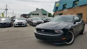 2012 Ford Mustang Premium V6. Auto. Mags. Décapotable