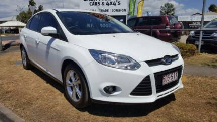 Now this is REAL VALUE - 2012 Ford Focus Trend in Auto & Low Km's