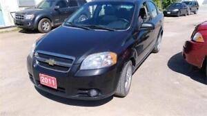 2011 Chevrolet Aveo LT-Low Kms 149000-SunRoof-certified