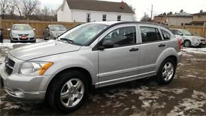 2007 Dodge Caliber SXT-Sunroof-Cruise Control-Low Kms-Certified.