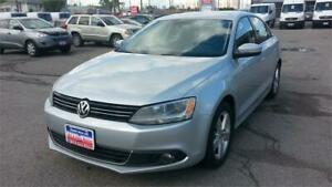 2012 Volkswagen Jetta Sedan 2.0 TDI, Accident-Free, MANUAL