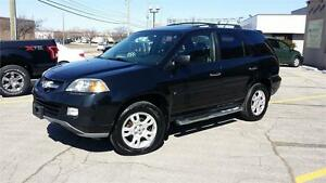 2006 ACURA MDX 7 SEATER SAFETY ETESTED