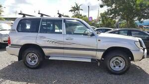 Toyota Landcruiser 100 Series GXL with Low Km's and 3 Yr Warranty Westcourt Cairns City Preview