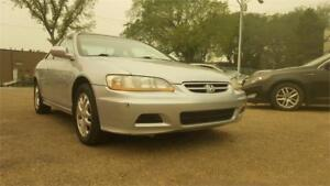 2001 Honda Accord Cpe EX V6