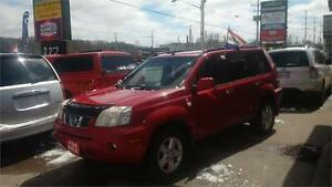 2006 Nissan X-trail 1 YEAR FREE OIL CHANGES INCLUDED!!!!!