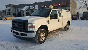 2008 Ford F250 SUPER DUTY 5.4L 4x4