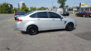 Belle Ford Focus 2008,A/C,grpe electric,mag,toit,cuir,aux 1999