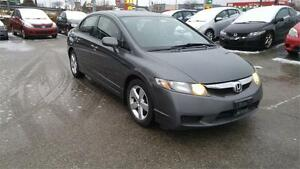 2009 Honda Civic LX-S | No Accidents | Warranty | Certified