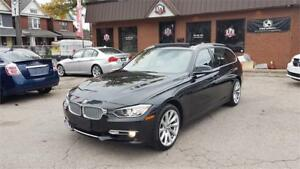2014 BMW 3 Series 328i xDrive wagon only 59,835km