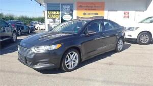 2013 Ford Fusion SE - Bluetooth, Safety Certified, No Accidents