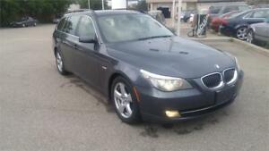 2008 BMW 5 Series 535xi Wagon Touring Fully Loaded Certified