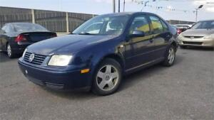 Volkswagen Jetta GLS 2002 Toit ouvrant A/c Mags ***1800$***