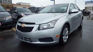 2013 Chevrolet Cruze LT Turbo, VERY CLEAN  ONLY*$9,999.00*