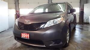 2011 Toyota Sienna LE/AUTO/ALLOY/CERTIFIED/ETESTED/ $11999
