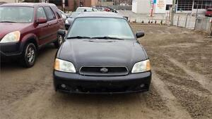 2003 SUBARU MANUAL 5 SPEED ALL WHEEL SAFETY & ETESTED