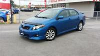2010 Toyota Corolla S SOLD Oakville / Halton Region Toronto (GTA) Preview