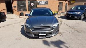 2013 Ford Fusion SE CLEAN CAR PROOF IN MINT CONDITION