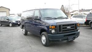 2010 Ford Econoline Wagon XL