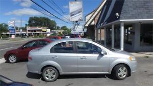 2007 Chevrolet Aveo LS A/C