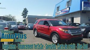 2011 Ford Explorer XLT FULL - 4X4 - MAG - GPS