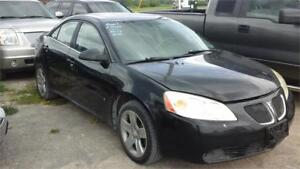 2007 Pontiac G6 SE nice runner driver as.is deal 967 Niagara st