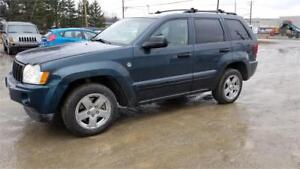JEEP GRAND CHEROKEE LAREDO 2005+V8+CUIR+TOIT OUVRANT+MAGS++